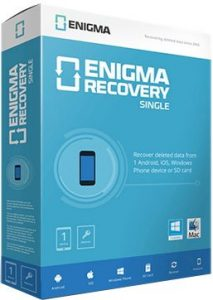 Enigma Recovery Professional 3.6.2 Crack