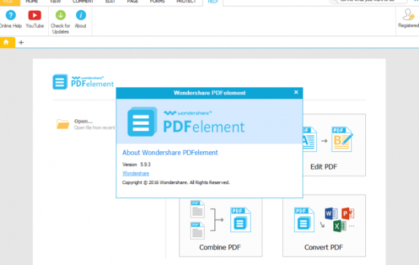 Wondershare PDFelement 8.0.2.186 With Crack [Latest] Torrent Download